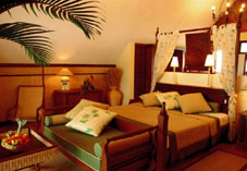 Deluxe accommodation in Mauritius