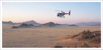 Luxury Helicopter Safaris in Africa