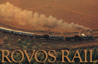 Luxury Rail Safaris Africa with Rovos Rail