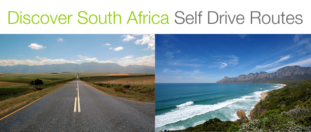 self drive routes in south africa