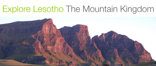lesotho travel guide