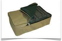 Camp Cover Canvas Bags and Protective Storage Solutions - Ammo Box Bags