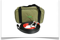 Camp Cover Canvas Bags and Protective Storage Solutions - Recovery Bag