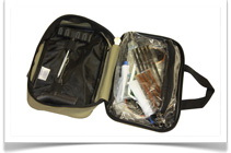 Camp Cover Canvas Bags and Protective Storage Solutions - Tyre Repair Kit
