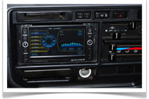 CASKA Multimedia and Navigation System