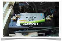Dual Battery System with Battery Bracket and comprehensive electrical installation