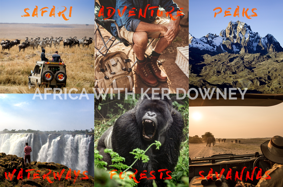 Africa with Ker Downey Africa