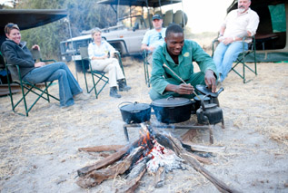 Okavango Expeditions Safaris