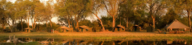 camping holidays in africa