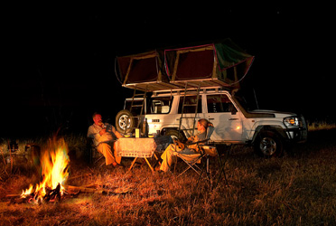 Travel Adventures Botswana Self Drive Safaris