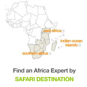 Africa Travel Expert By Destination