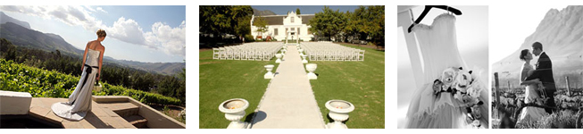 Wedding Venue Services South Africa