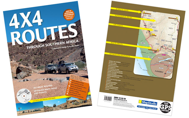 4×4 Routes Through Southern Africa – Review