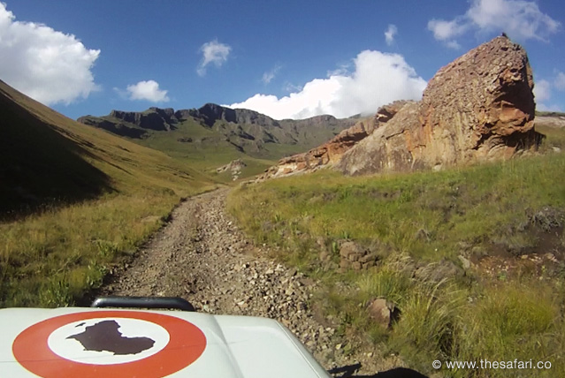Expedition Preparation – Lesotho March 2012