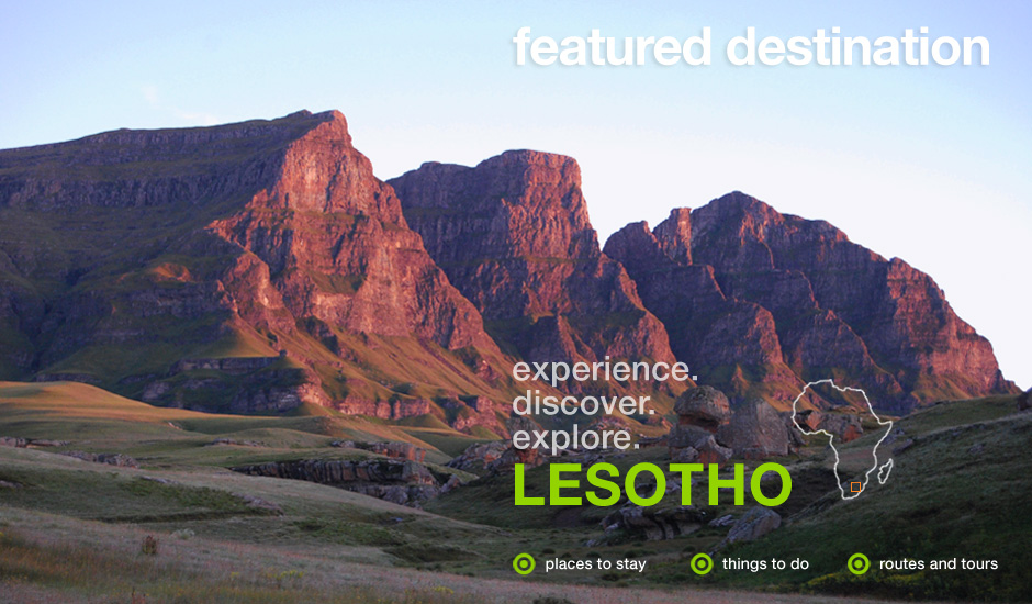 Lesotho, the Mountain Kingdom