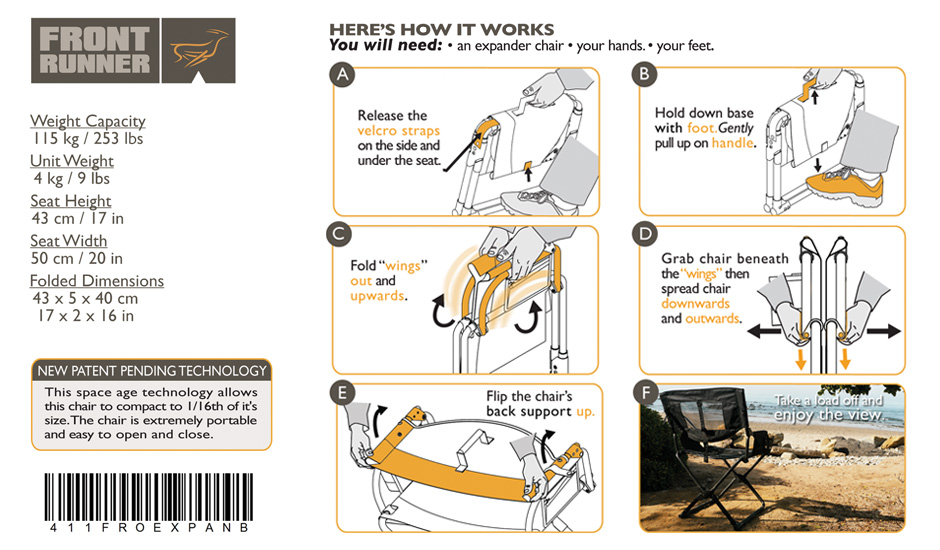 Expander Chair Product Review
