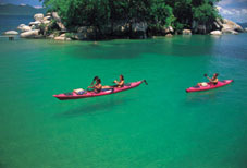 Lake Malawi Kayaking